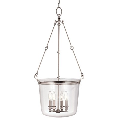 Quinton 4 Light Pendant