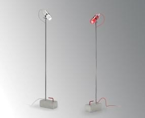 SHAKER TR1 FLOOR Floor Lamp