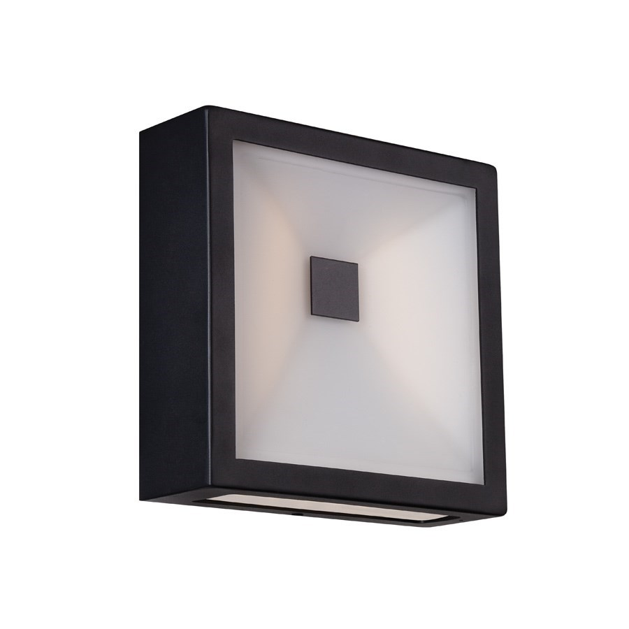 Outdoor Dimmable Led Wall Lights : Modern Forms LED Outdoor Wall Mounted Lights, Vue - 9