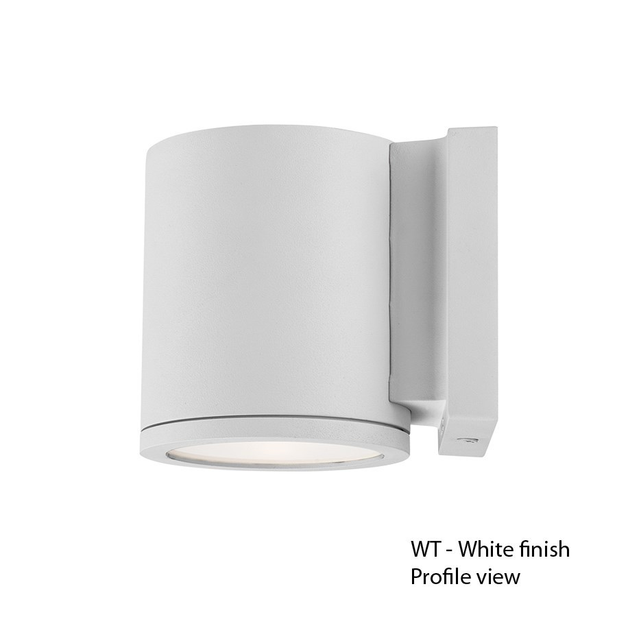 Outdoor Dimmable Led Wall Lights : WAC Lighting Outdoor, Tube - 5