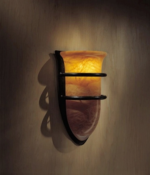 Neidhardt Torch ADA wall sconce, Wall Mount Neenas Lighting