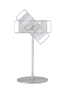 Gloss Telescopic Table
