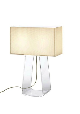 Tube Top Table Lamp, Classic