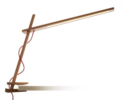 Clamp Task Lamp