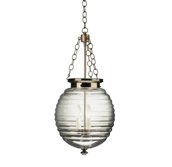 Beehive Light Fixture