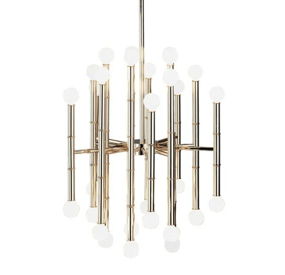 Robert abbey jonathan adler meurice chandelier neenas lighting aloadofball Image collections