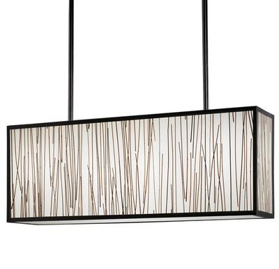 dakari z7504 rectangular - Robert Abbey Lighting