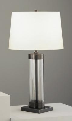 Glass Cylinder Tl Bz