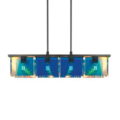 Dichroix-4-Light-Pendant