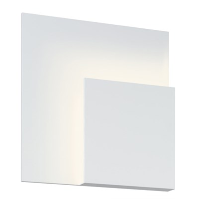Corner Eclipse LED Sconce