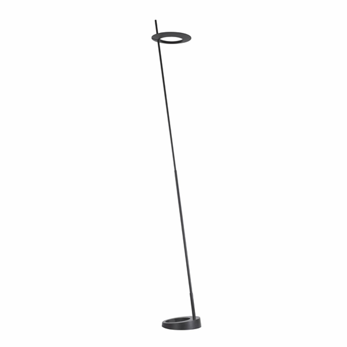 sonneman ringlo™ led torchiere floor lamp  neenas lighting - ringlo™ led torchiere
