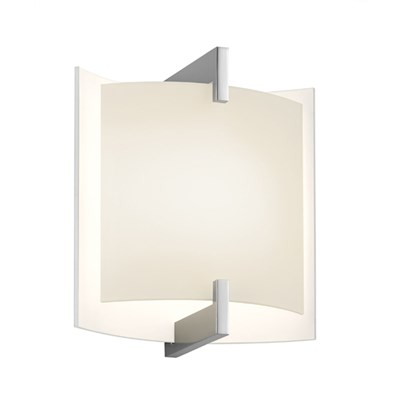 Double Arc LED Sconce