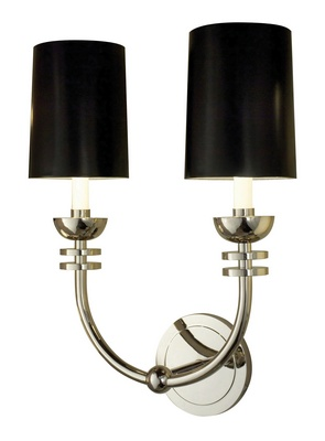 20th Century Double Sconce