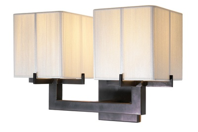 Boxus Double Sconce