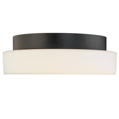 Pan surface mount lamp