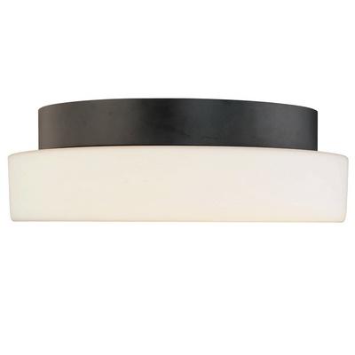 Pan surface mount lamp