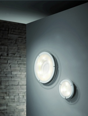 Offset series wall or