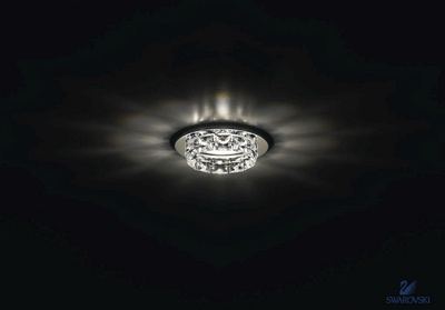 Ringlet recessed light