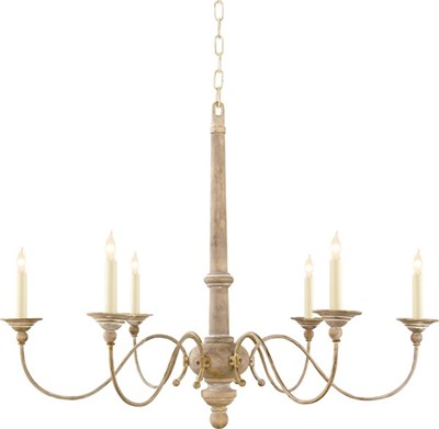 Small Country Chandelier