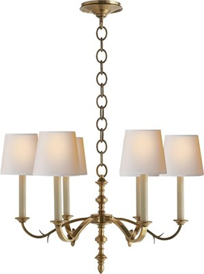 Small Channing Chandelier