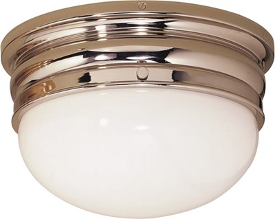 Medium Crown Flush Mount