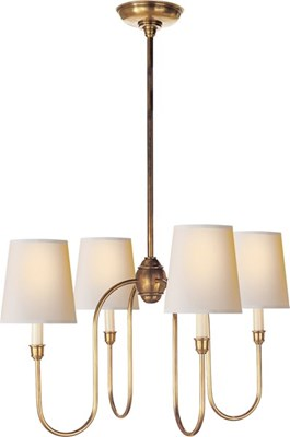 Vendome Small Chandelier