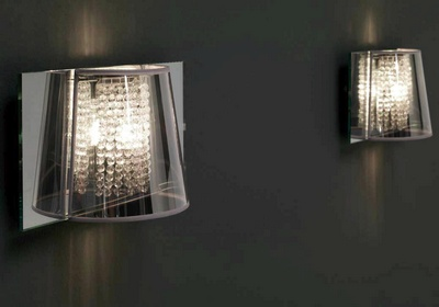 Hollywood wall lamp
