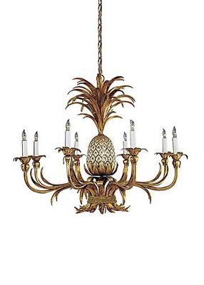 Wildwood Lamps Pineapple Chandelier, Chandelier