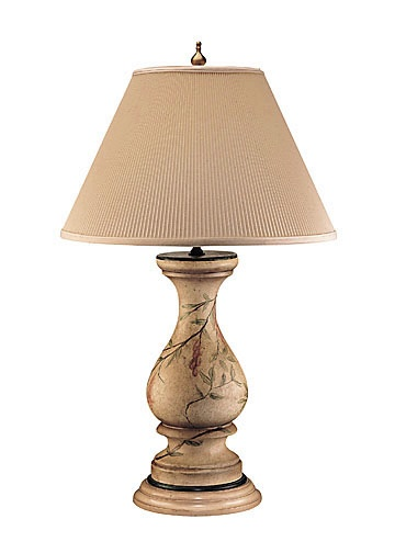 Wildwood Lamps English Country Column Table Lamp Neenas
