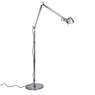 Tolomeo Classic LED Intergrated Motion or Touch Floor Lamp