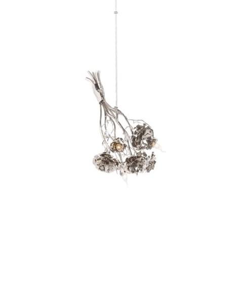 Brand Van Egmond Pendant Fixture, La Vie En Rose, Bouquet