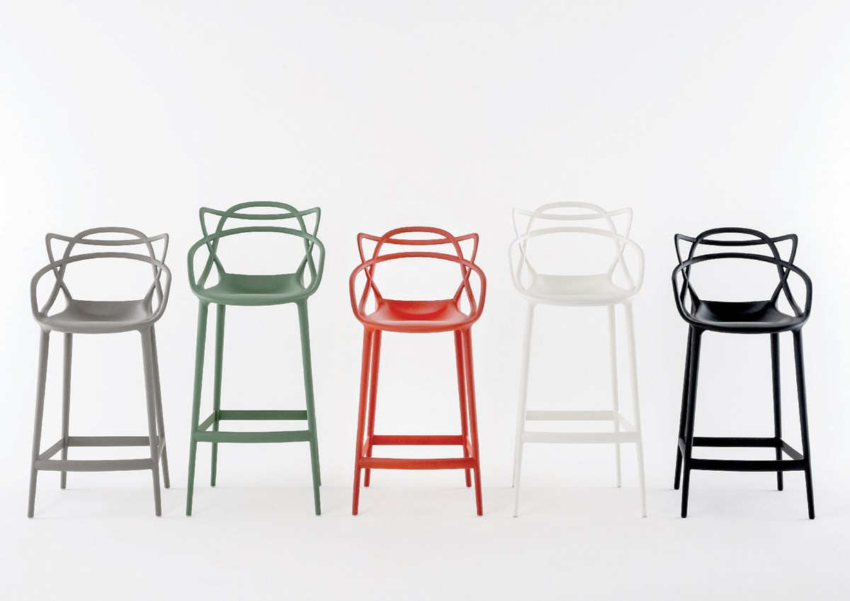 Kartell Masters Stool Stool Neenas Lighting