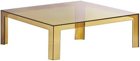 Kartell Invisible Table Tables Neenas Lighting