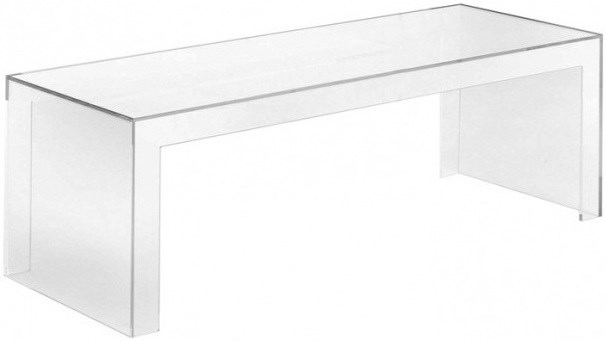 Kartell Invisible Side Tables Neenas Lighting - Kartell invisible coffee table