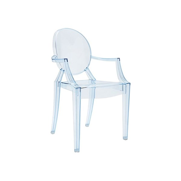 Kartell Lou Lou Ghost, Chair | Neenas Lighting