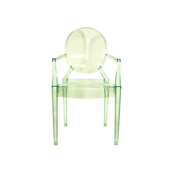 Kartell Lou Lou Ghost Chair Neenas Lighting
