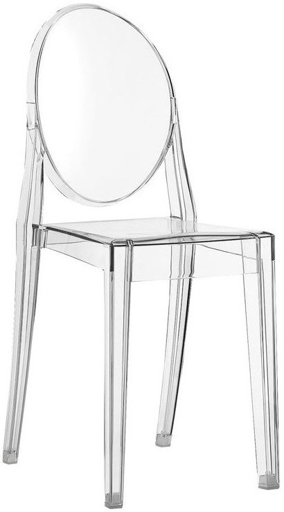 Kartell Victoria Ghost, Chair | Neenas Lighting