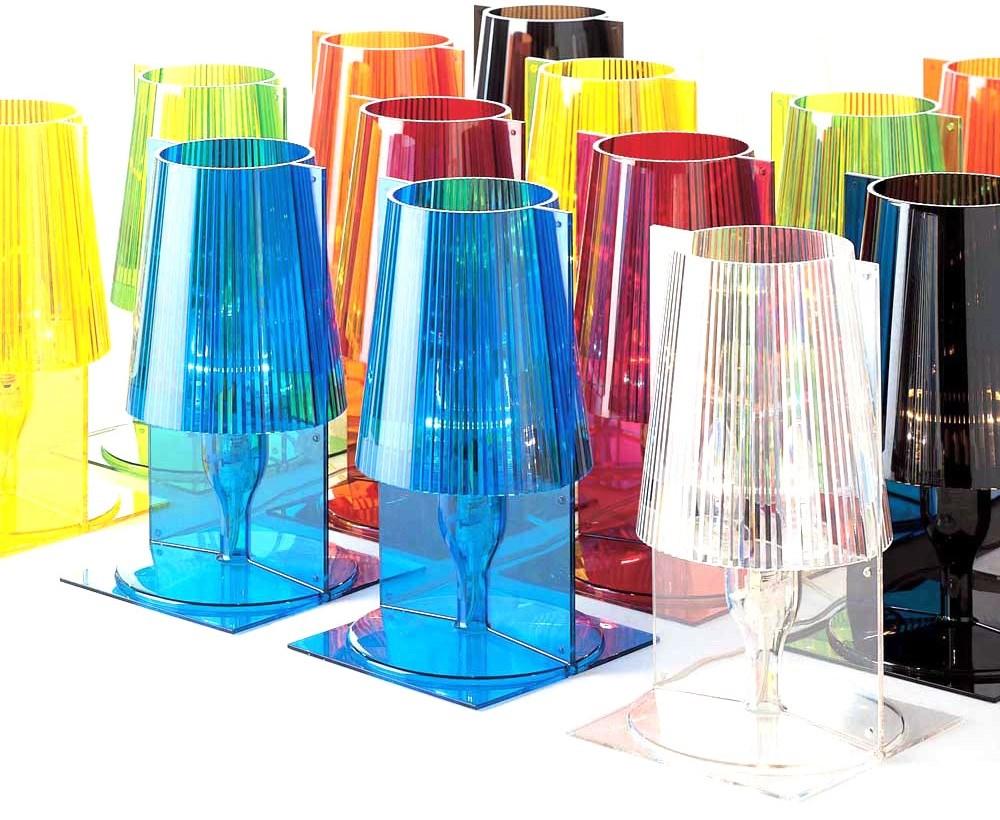 Kartell Take, Table Lamp | Neenas Lighting