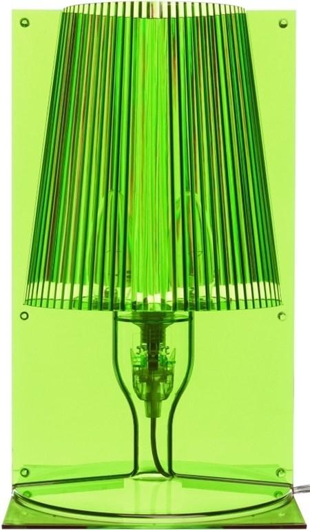 Transparent Green Color