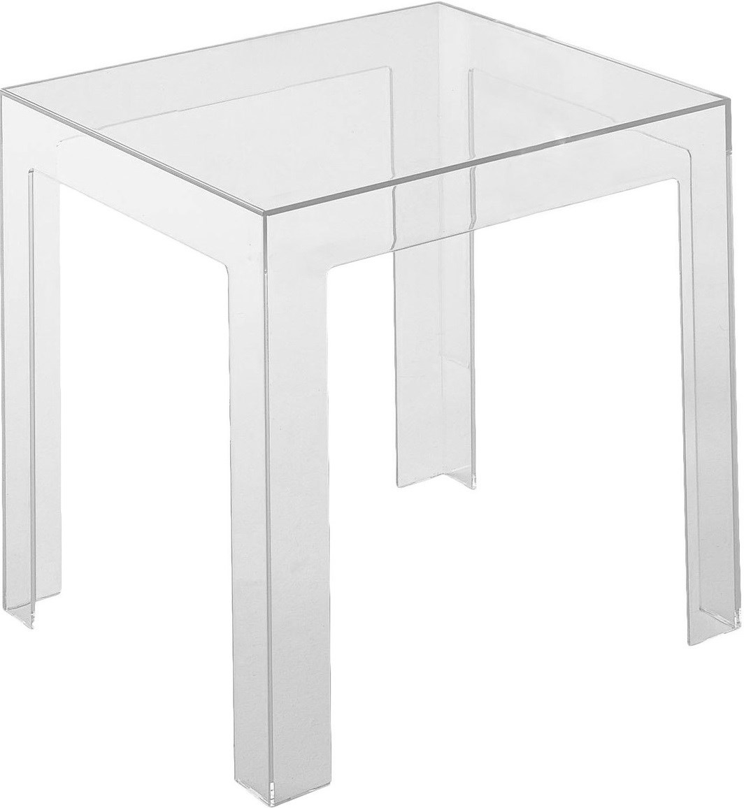 Jolly Tables, Transparent Crystal Color