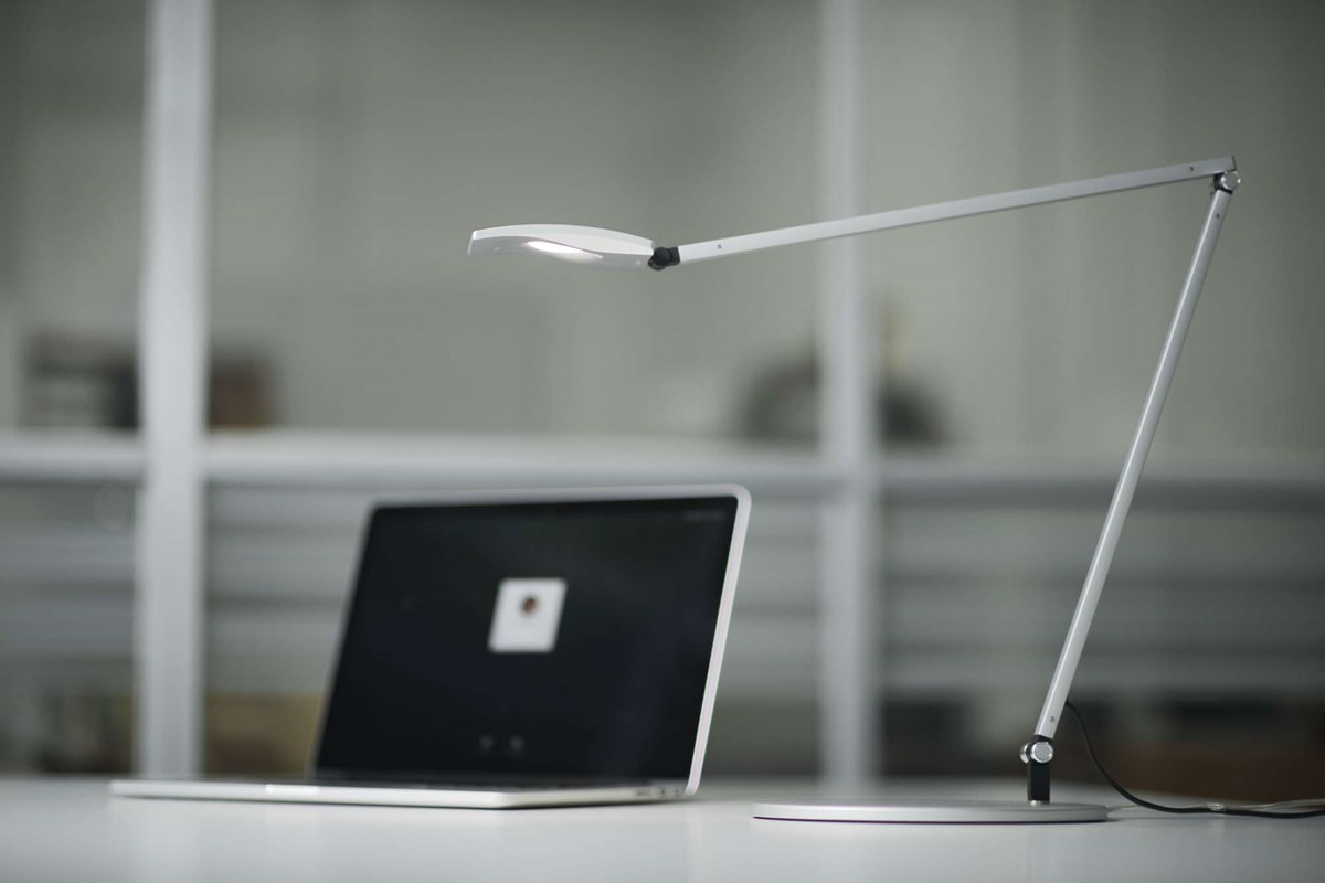 & Koncept Mosso Pro LED Desk Lamp with base  Table Lamp | Neenas Lighting