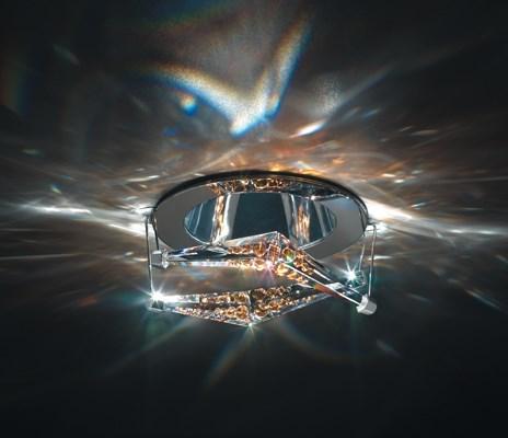 Swarovski Funtasy Crystal Luminaire Recessed Lights