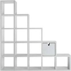Kartell bookshelf modular for Cubi libreria ikea