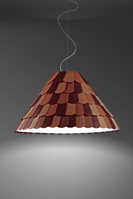 Roofer F12 Pendant, Gable