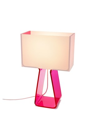 Tube Top Table Lamp, Colors 125.0000