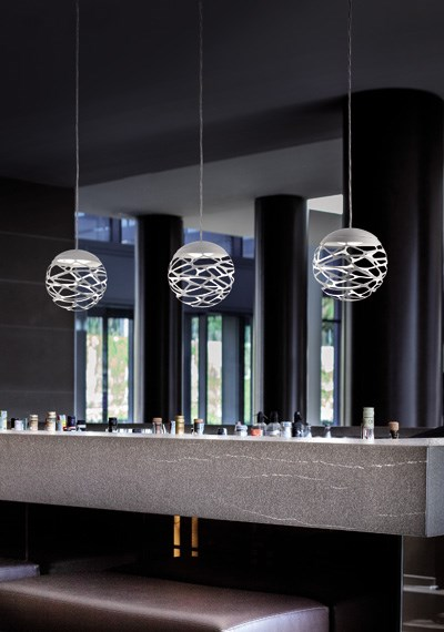 Studio italia design pendant fixture kelly cluster so for Suspension led cuisine design