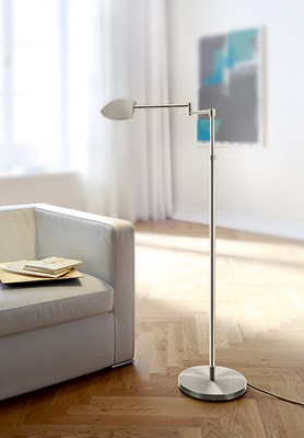 COLOR-BLEND LED Floor Lamp
