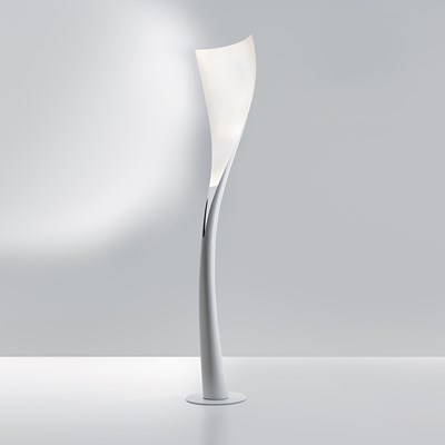 Solium LED Integrated Floor Lamp