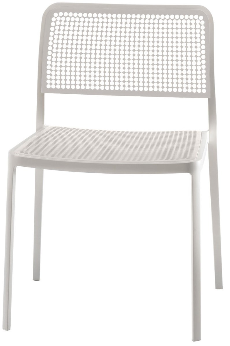 Delightful Audrey. White Frame Color White Seat U0026 Back Color No Arms Style