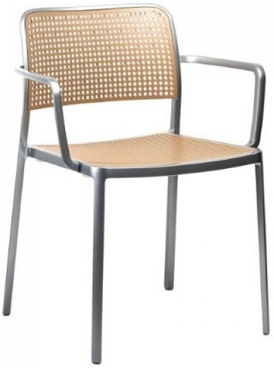 Painted Aluminum Frame Color Sand Seat U0026 Back Color With Arms Style.  Chevron_left. Audrey